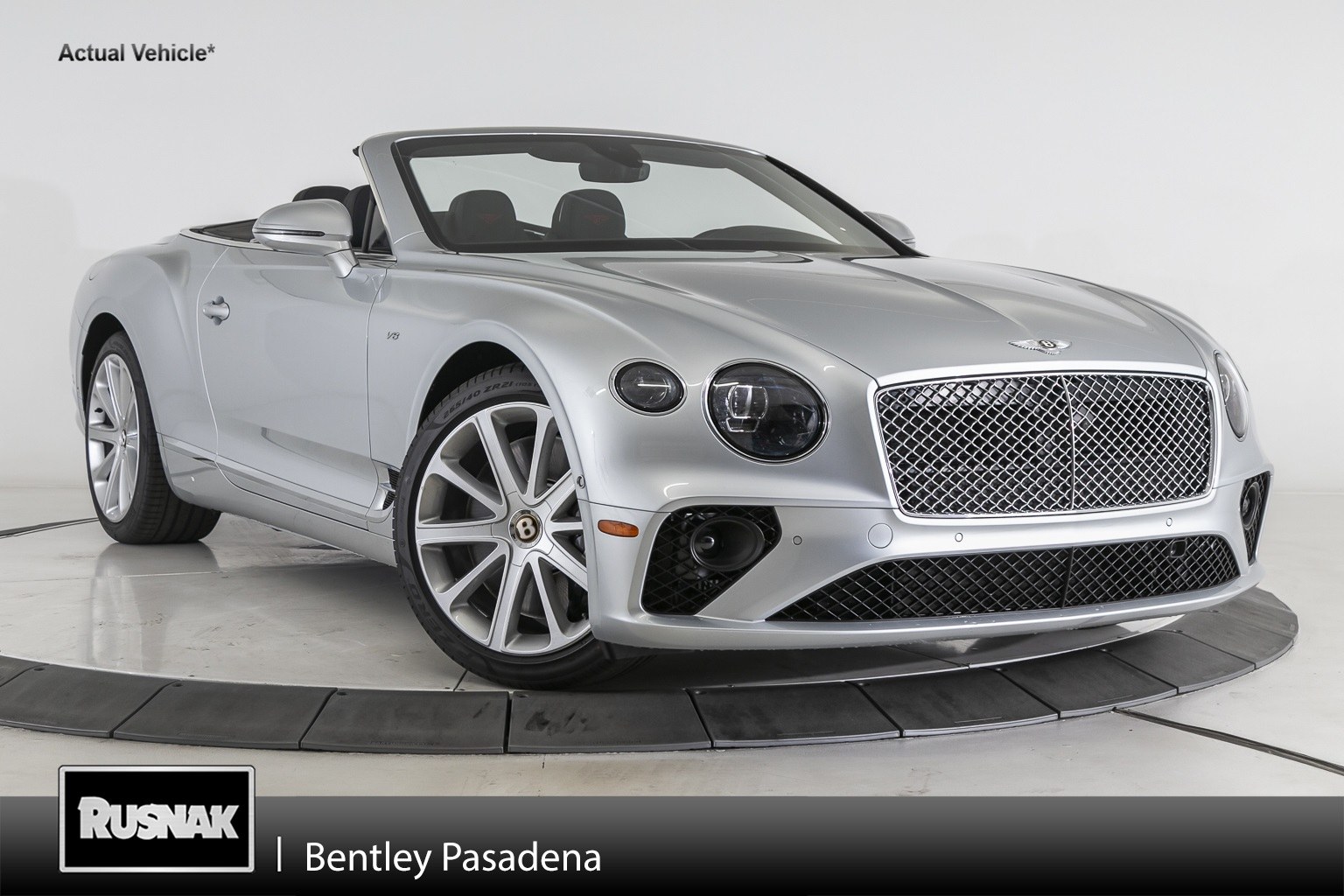 New 2020 Bentley Continental GTC V8