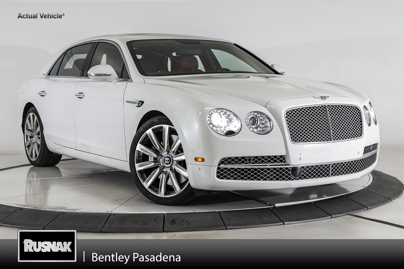 Certified Pre-Owned 2016 Bentley Flying Spur W12