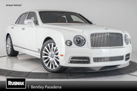 New 2018 Bentley Mulsanne